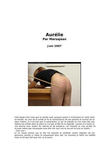 Aurélie - Rêves de femme