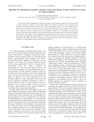 Algorithm for obtaining the gradient expansion of the local density of ...