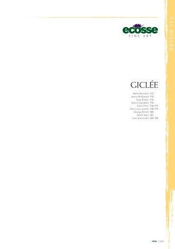 GICLÉE - Ecosse Fine Art
