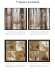 abstract giclee canvas catalog 2012 - Artmasters Collection - Page 3