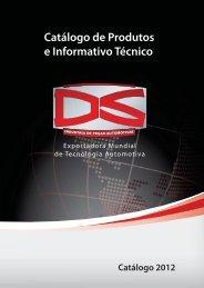 Catálogo de Produtos e Informativo Técnico - Etman