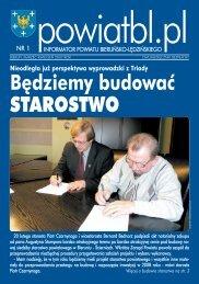 Nr 01 - Starostwo Powiatowe w Bieruniu - Powiat Bieruńsko-Lędziński