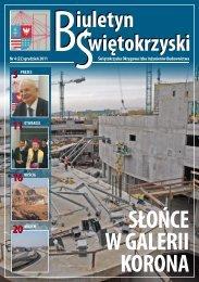 grudzień 2011 Świętokrzyska Okręgowa Izba Inżynierów Budownictwa