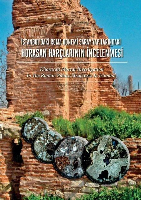 HORASAN HARÇLARININ İNCELENMESİ - İSTANBUL (1. Bölge)