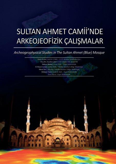SULTAN AHMET CAMİİ'NDE - İSTANBUL (1. Bölge)