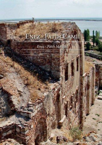 Enez - Fatih Camii - İSTANBUL (1. Bölge)