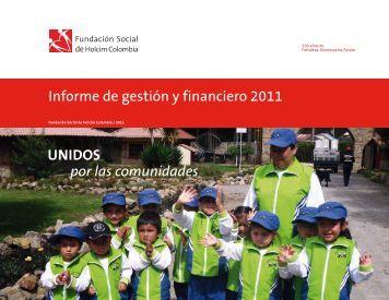 Informe de gestión y financiero 2011 UNIDOS por las ... - Holcim