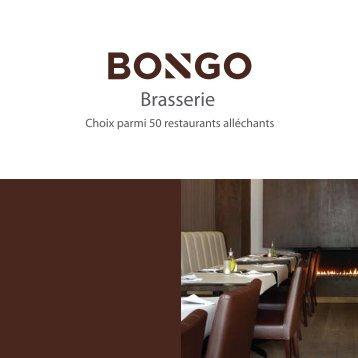 Brasserie - Bongo