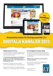 Här hittar du priser och format för annonsering på webben och i ...
