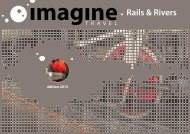 Rails & Rivers - Imagine Travel