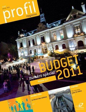 Profil de janvier 2011 - Ville d'Oullins