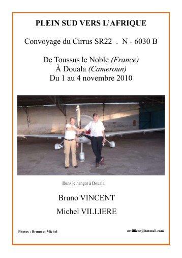 Douala en Cirrus