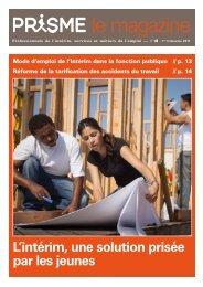 le magazine - Prisme