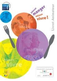 le Livret pédagogique animateurs - Manger Bouger