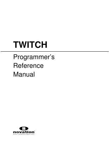 Twitch programmers reference.pdf
