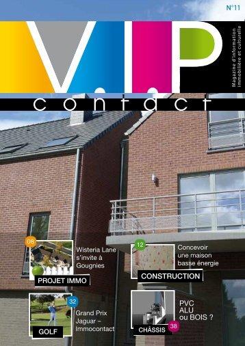 0M CONSTRUCTION PVC ALU ou BOIS ? - Immo Contact