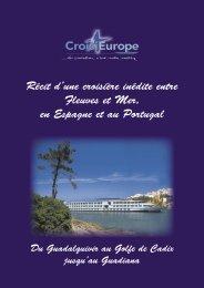 Carnet de bord Croisieurope