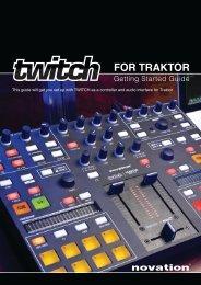 TWITCH TRAKTOR GSG.indd - Novation