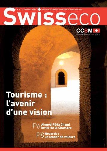 Dossier - Chambre de commerce Suisse au Maroc