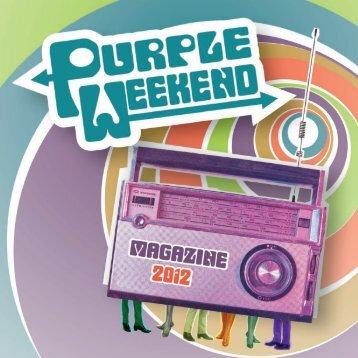'in' crowd meets!!! - Purple Weekend
