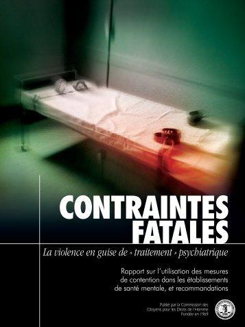 PDF (Adobe Reader) - Psychiatrie & violations des Droits de l'Homme