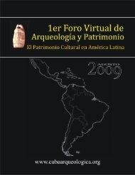 Libro de Resúmenes - Cuba Arqueológica