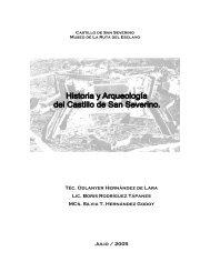 Castillo De San Severino - Cuba Arqueológica