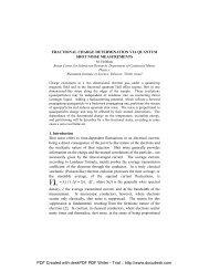 Perspectives of Mesoscopic Physics, Eds. A. Aharony and O. Entin ...