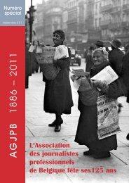 Télécharger la brochure anniversaire - AJP.be