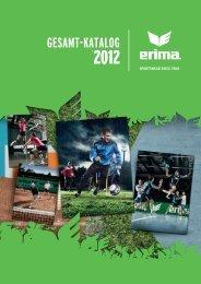 Erima Gesamtkatalog 2012