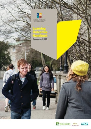 NUI Maynooth Learning Outcomes Handbook - Centre for Teaching ...