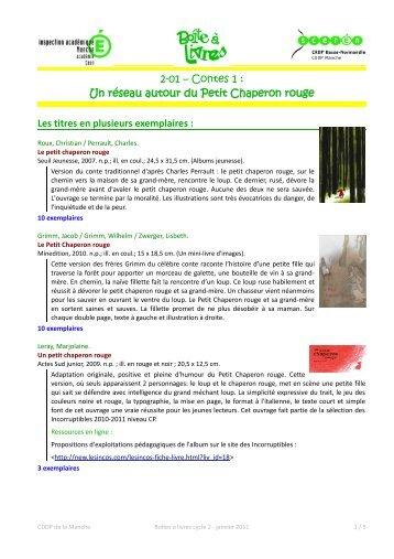 Réseau - CRDP Basse-Normandie