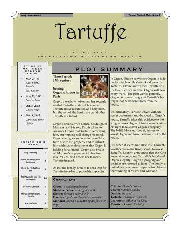 Tartuffe - Taproot Theatre Company