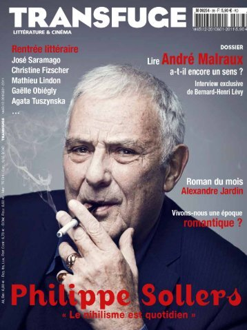 tique ? - Philippe Sollers