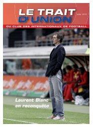 Trait d'union 10_Trait d'union 03/2006.qxd - CIF - Club des ...