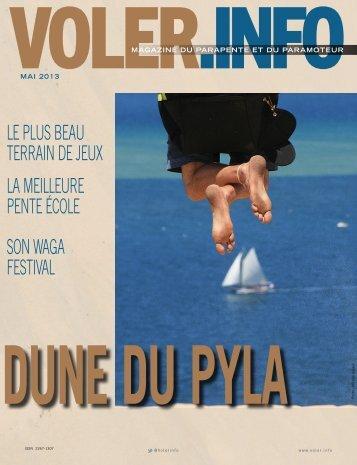 DUNE DU PyLA - Voler.info