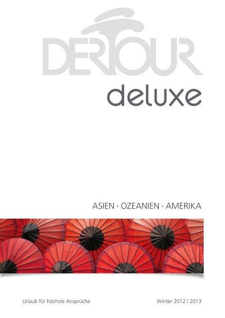 DERTOUR Deluxeasienozeanienamerika Wi1213