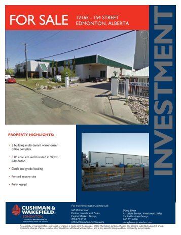 12165 - 154 Street Brochure.indd