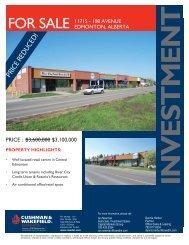 11715A - 108 Avenue brochure.indd