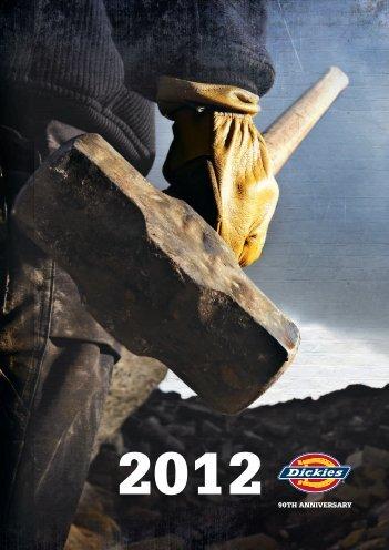 Dickies Katalog 2012