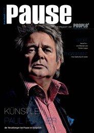 People's Viennaline Inflight Magazine Pause Nr. 7