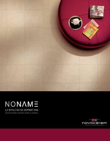 Catalogue No Name - Novoceram