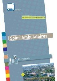 Index des structures de soins ambulatoires en ... - CHU Montpellier