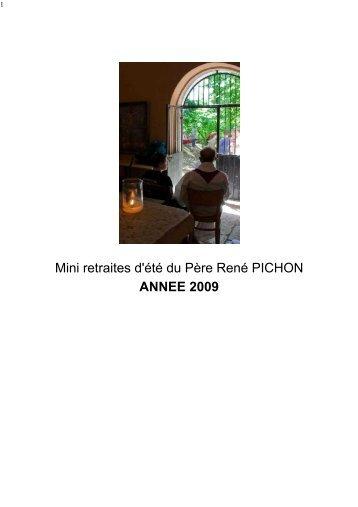 annee 2009 - Paroisses d'Aix-Les-Bains