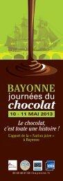 visiter - Ville de Bayonne