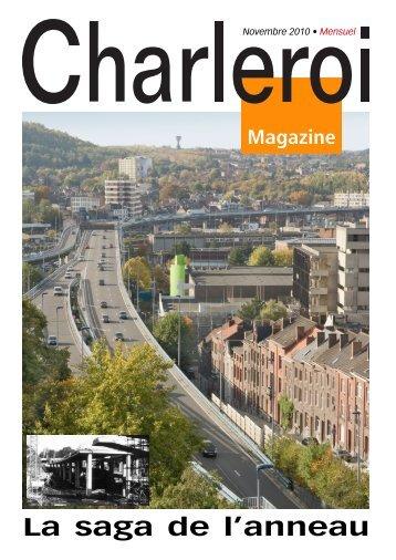 mag Novembre 09 - Charleroi