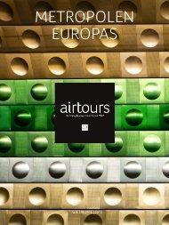AIRTOURS Metropoleneuropas Wi1112