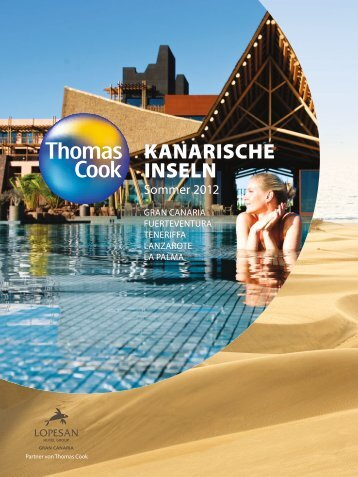 THOMASCOOK Kanaren So12