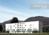 Scarica la brochure Residenza alle Vigne - Atelier AMC SA