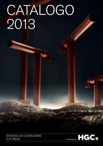 Catalogo Materiale da costruzione 2013 - HG Commerciale